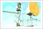 Пост антенный. Антенно-поворотные устройства (АПУ)